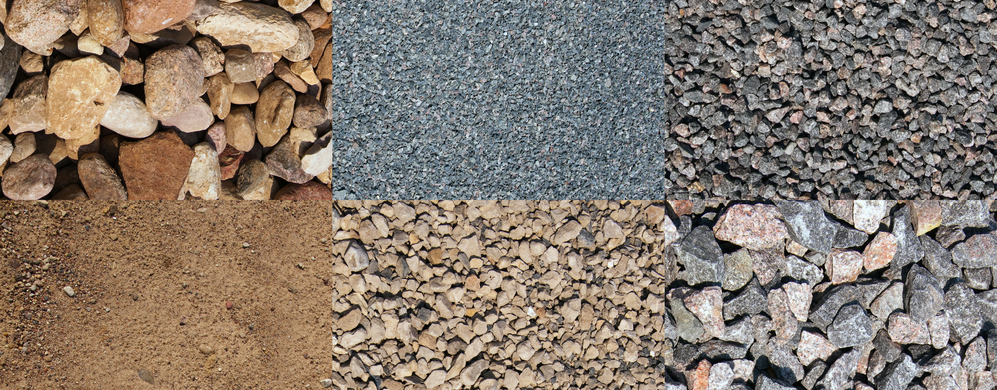 Cement Sand Gravel And Stone